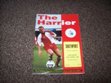 Kidderminster Harriers v Southport, 1996/97